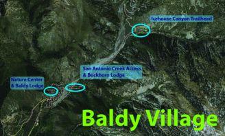 Map Data: Google, County of San Bernardino, Digital Globe, U.S. Geological Survey, USDA Farm Service Agency