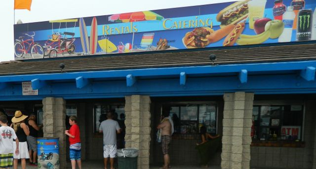 """Emily & Hunter say they serve """"the best hotdogs EVER!!!"""""""