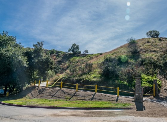 Perris Hill Exterior
