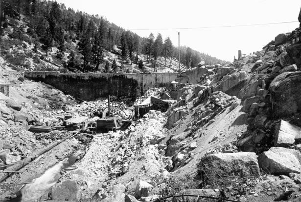 256 Foundations EW Dam
