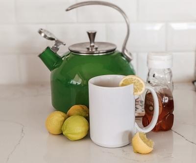 Lemon and Honey Water 5